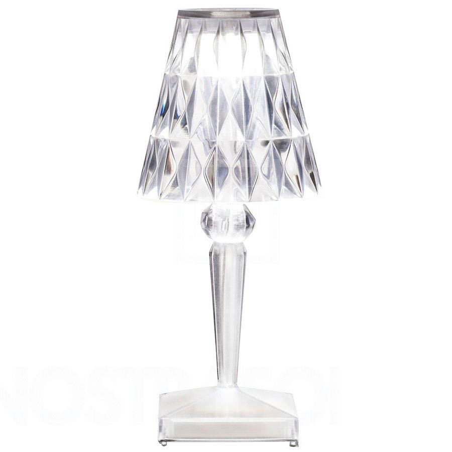 kartell portable led rechargeable battery table lamp battery table lamps ferruccio laviani