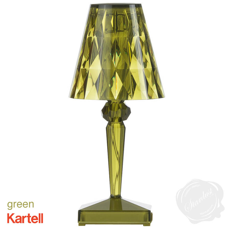 kartell portable led rechargeable battery table lamp stardust kartell portable led rechargeable battery table lamp stardust battery table lamps ferruccio laviani