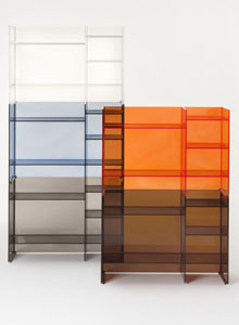 Kartell Sound-Rack Freestanding Bathroom Cabinet ... & Kartell Sound-Rack Freestanding Bathroom Cabinet | Stardust