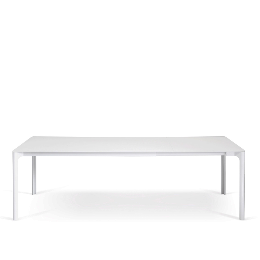 Kartell Zooom Table By Piero Lissoni Zoom Extendable Desk