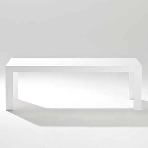 Invisible Side Table Kartell - Invisible coffee table