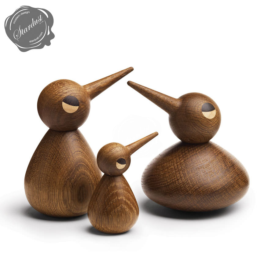 Kristian Vedel Bird Sculpture Chubby By ArchitectMade