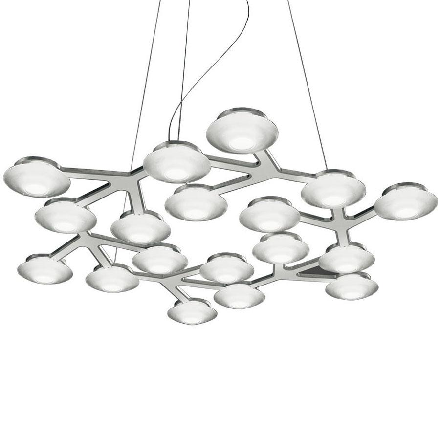 Led net circle suspension by artemide lighting stardust led net circle suspension by artemide lighting arubaitofo Gallery