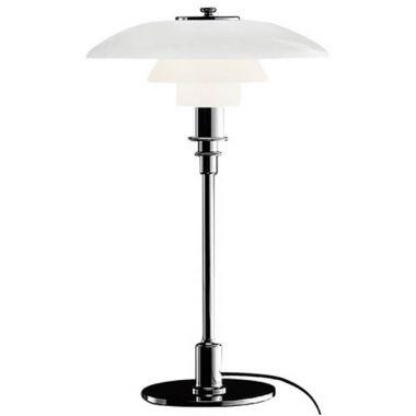 louis poulsen ph 32 modern glass table lamp by poul henningsen - Modern Table Lamp