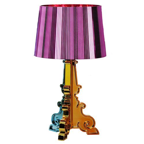 lampe starck kartell bourgie. Black Bedroom Furniture Sets. Home Design Ideas