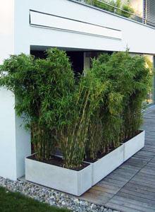 Modern Outdoor Planters Rectangular Low Planter Pot 18 Quot H