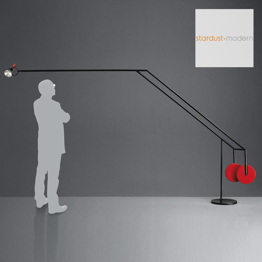 artemide ipogeo floor lamp by joe wenthworth  stardust - artemide ipogeo floor lamp