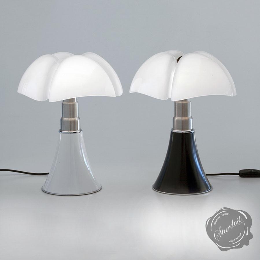 martinelli luce mini pipistrello table lamp by gae aulenti stardust. Black Bedroom Furniture Sets. Home Design Ideas