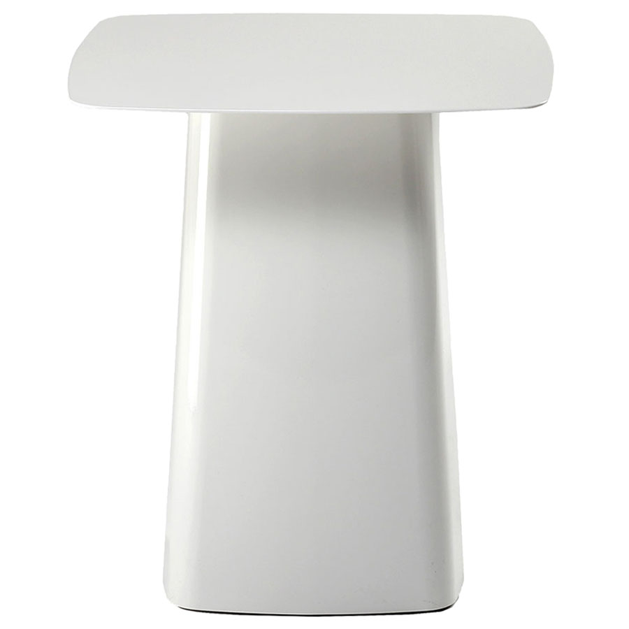 Vitra Metal Side Table.Vitra Metal Side Table Medium By Bouroullec