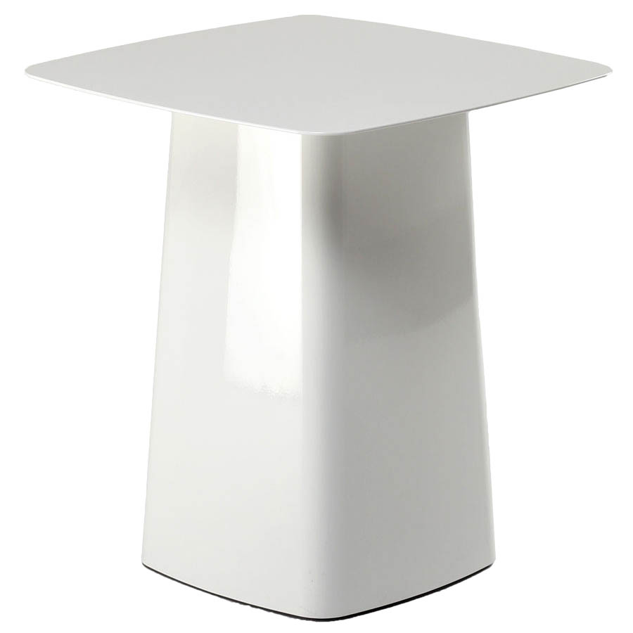 Medium Modern Metal Side Table Vitra