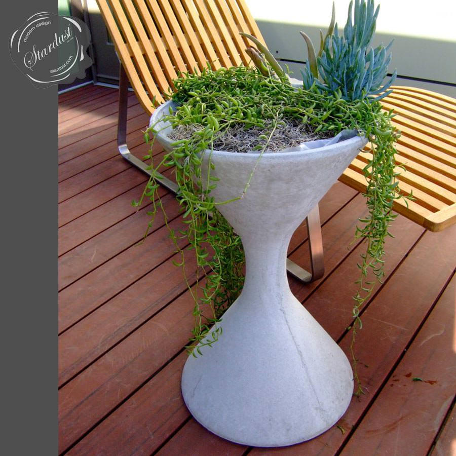 garden sm perfect bowl rivets herb larger is planter and a that smaller band plant brass accented with decorative size an vase outdoor s copper for