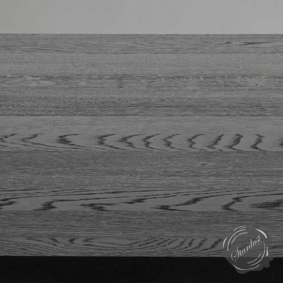 Bonaldo Big Table with Anthracite Grey Legs