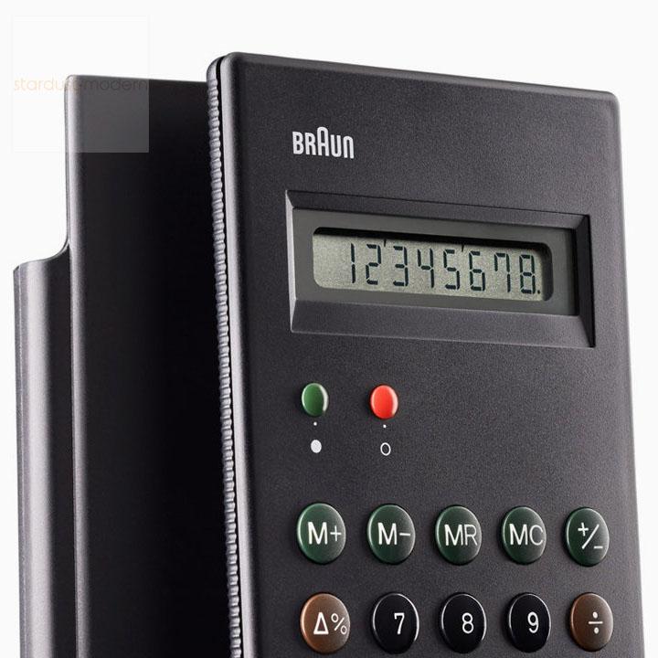 Braun Et 66 Calculator By Dieter Rams Stardust