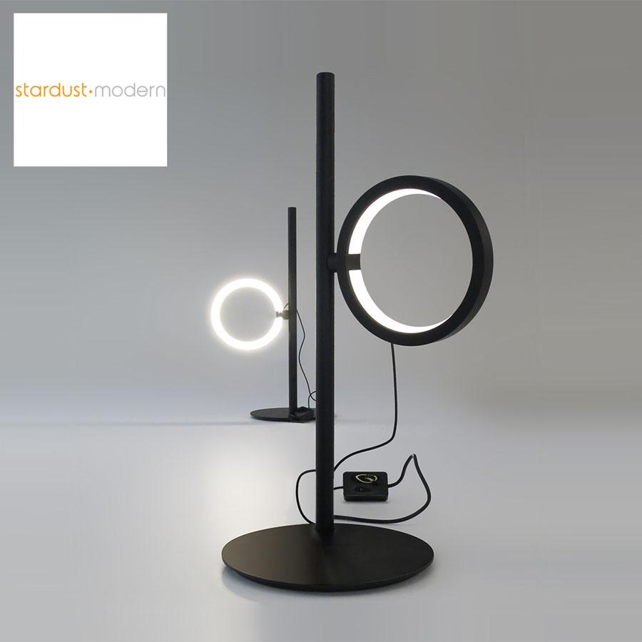 artemide ipparco table lamp by neil poulton  stardust - artemide ipparco table lamp