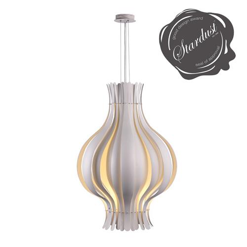 Good Verner Panton Onion Lamp White