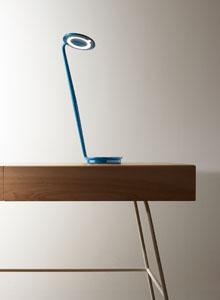 Pixo Led Desk Lamp White Pablo