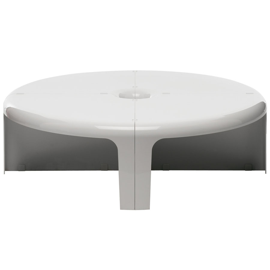 B Line 4 Round Nesting Table By Rodolfo Bonetto