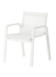 Gandia Blasco Sillon Stack Outdoor Chair Stardust