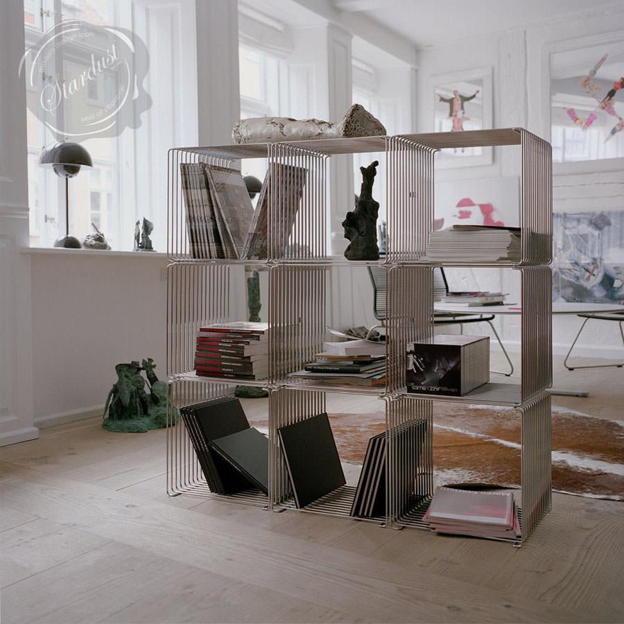 Panton Wire Shelf by Verner Panton | Stardust