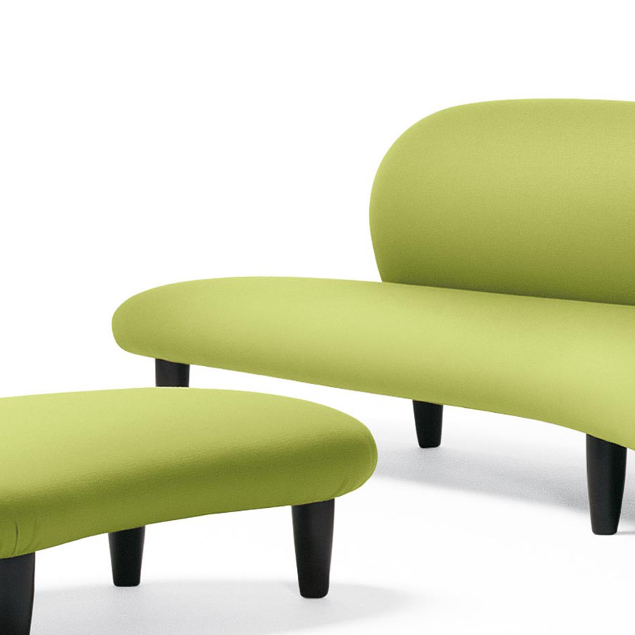 Vitra Freeform Sofa By Isamu Noguchi
