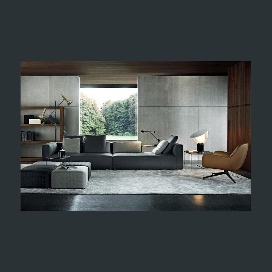 Modern triennale floor lamp milano in brass stardust modern triennale floor lamp mozeypictures Choice Image