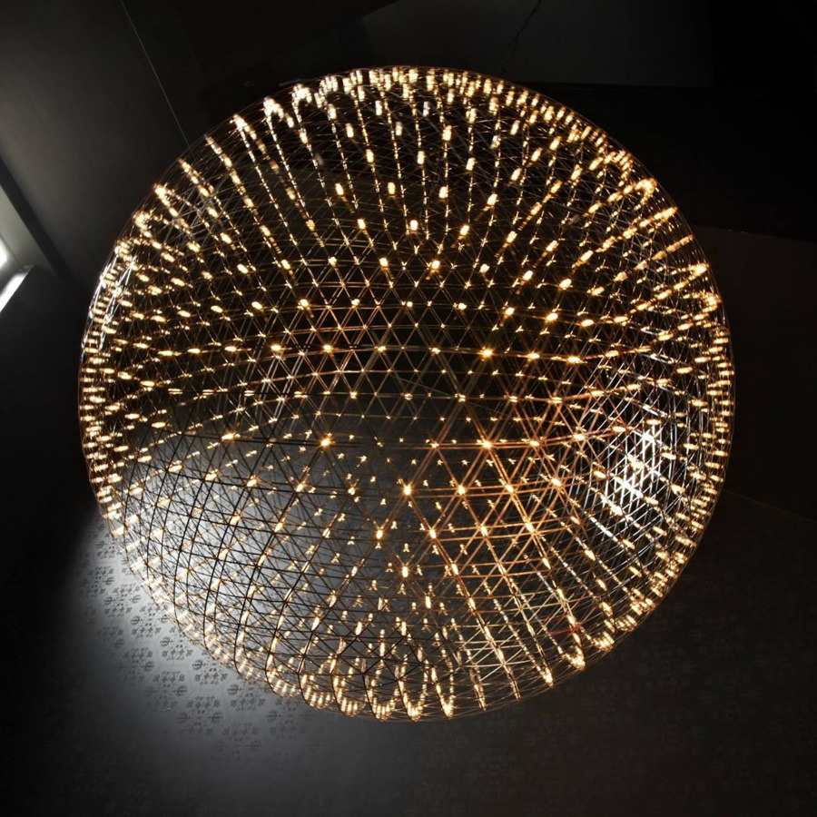 Raimond Lamp 2010 Moooi Raimond by Raimond Puts Modern LED – Led Light Chandelier