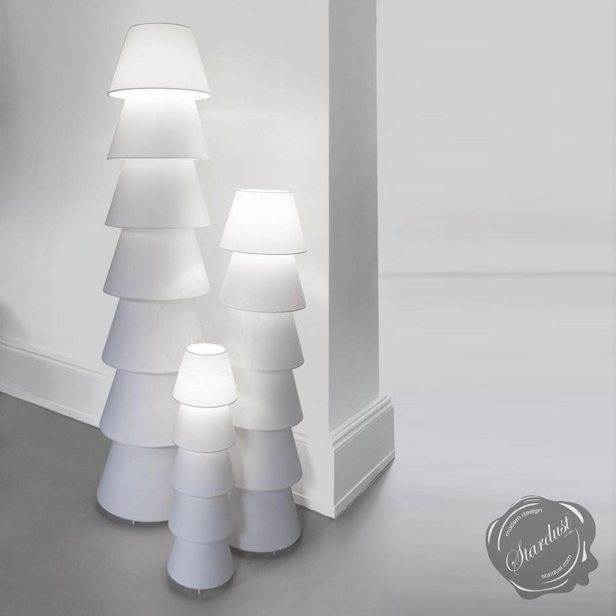 Moooi Set Up Shades 7 Floor Lamp By Marcel Wanders Stardust