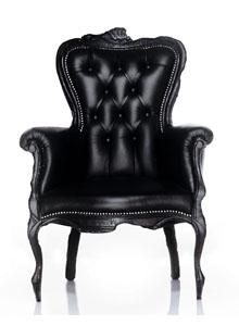 Delightful Moooi Smoke Lounge Chair By Maarten Baas ...