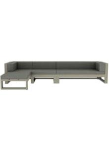Na Xemena Type 5 Modern Outdoor Sofa 3 Part Sectional ...