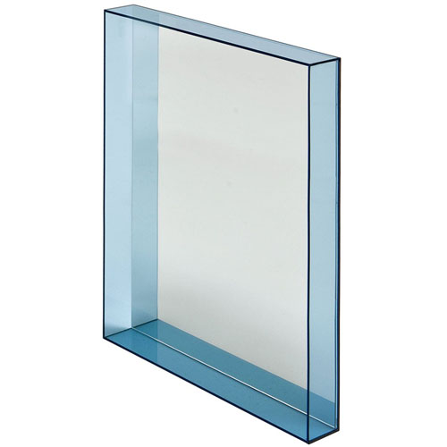 Rectangular Wall Mirror only me® rectangular wall mirror