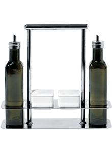alessi trattore italian olive oil vinegar cruet set     alessi ab12 trattore italian olive oil vinegar cruet set glass      rh   stardust com