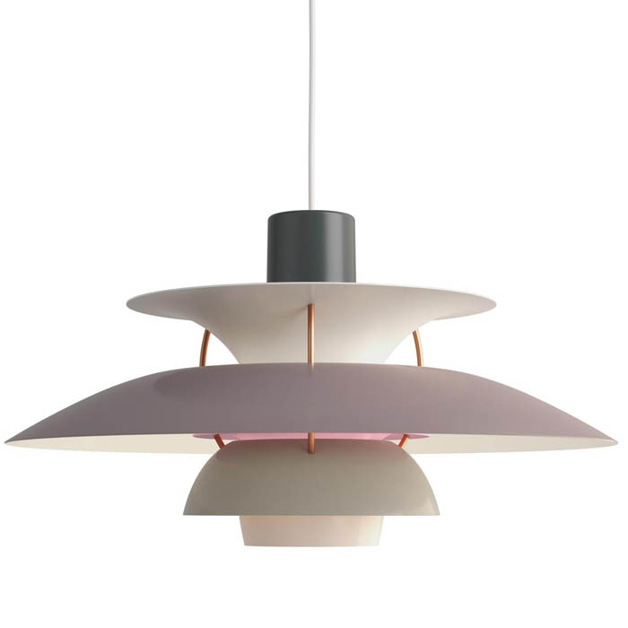 PH Light Fixture Hues Of Colors Stardust - 5 pendant light fixture