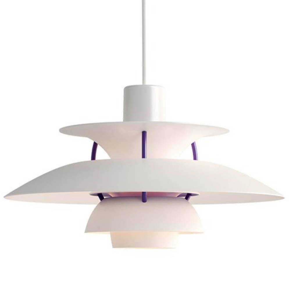 Louis Poulsen Ph5 Mini Small Modern Pendant Light By Poul Henningsen