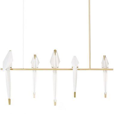 39 4 Perch Light Branch W 5 Birds By Umut Yamac For Moooi