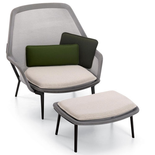Vitra Slow Chair from Ronan and Erwan Bouroullec