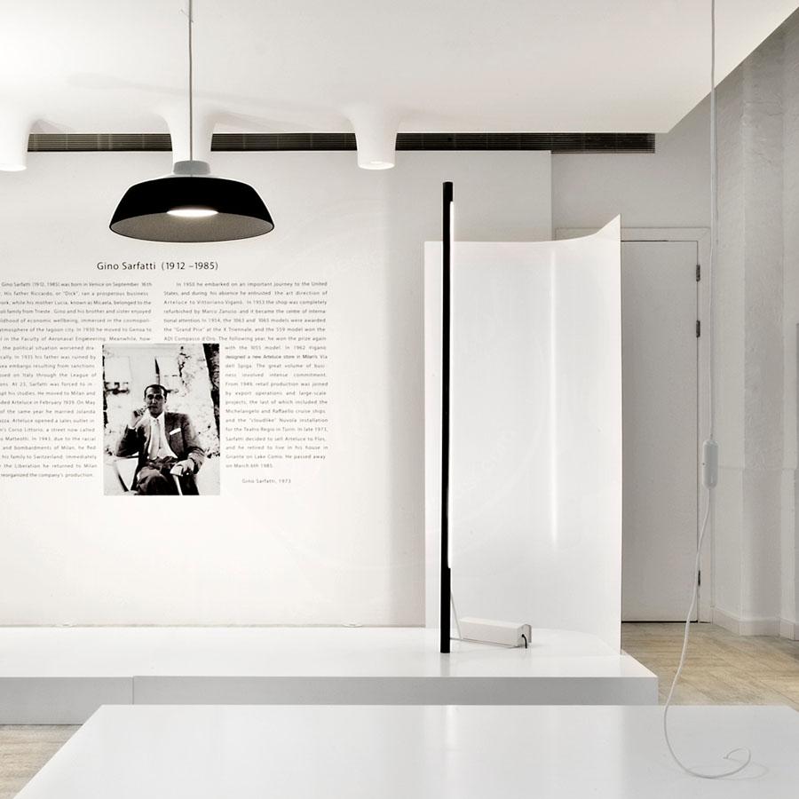 Flos Mod 1063 Floor Lamp By Gino Sarfatti Stardust