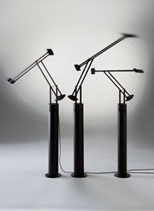Tizio classic wfloor support artemide artemide tizio classic floor lamp with floor support aloadofball Choice Image