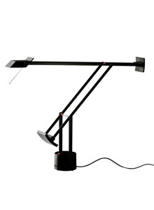 Tizio Classic Original Artemide Desk Lamp, Black: Sample Sale ...