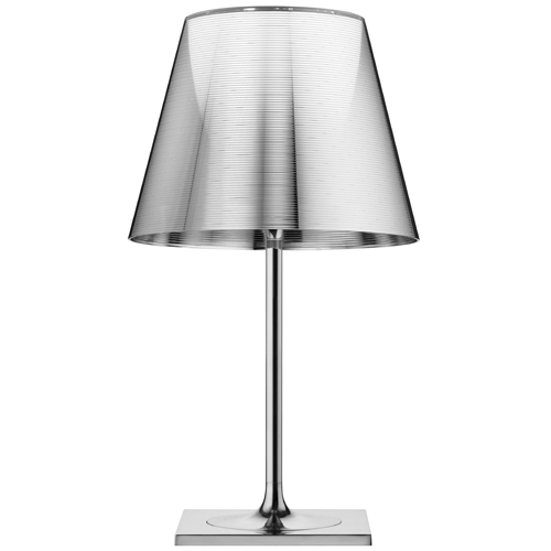 flos ktribe t2 table lamp large by phillipe starck stardust. Black Bedroom Furniture Sets. Home Design Ideas