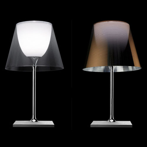 Flos Ktribe T2 Table Lamp Large By Phillipe Starck Stardust
