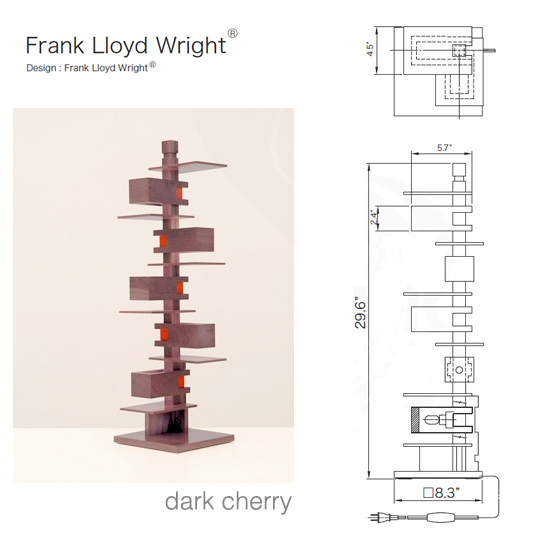 Taliesin floor lamp plans floor matttroy for Taliesin 1 table lamp