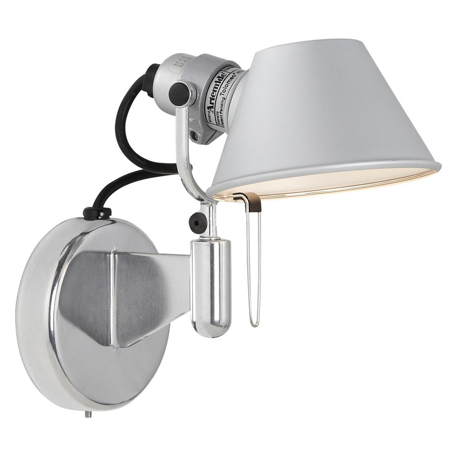 artemide tolomeo wall spot light micro stardust. Black Bedroom Furniture Sets. Home Design Ideas