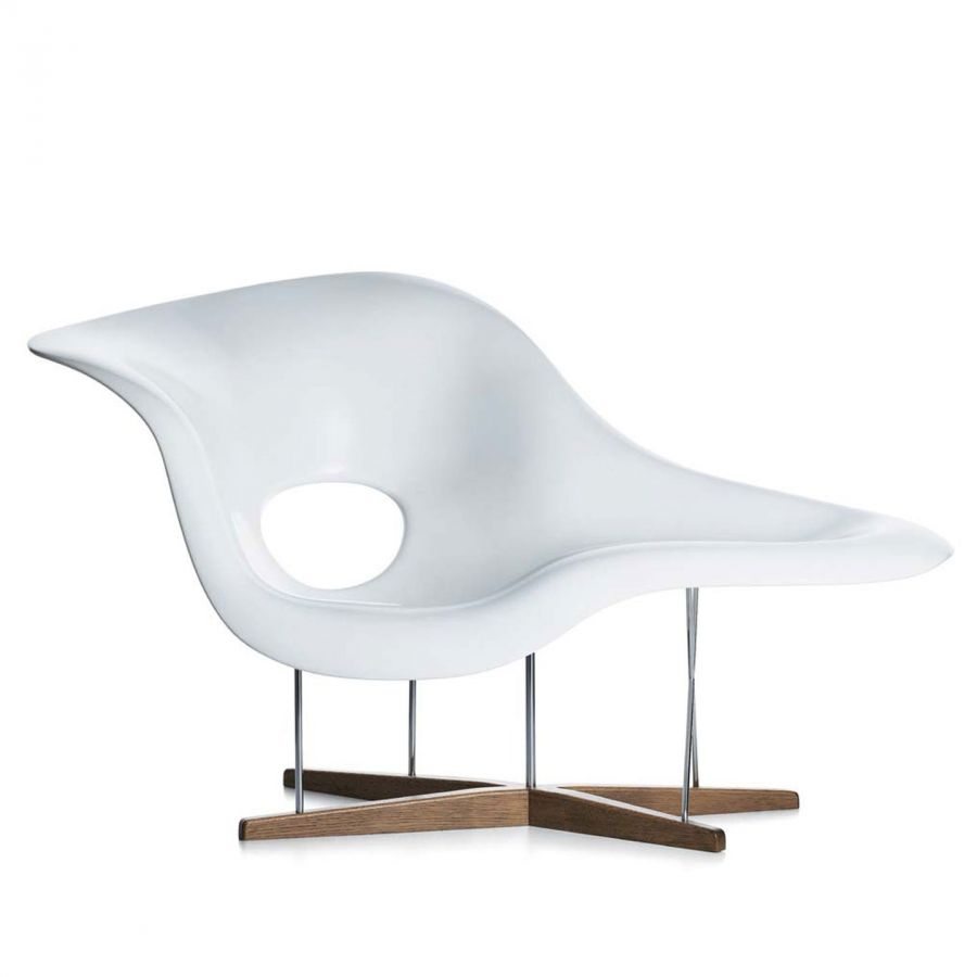 Vitra chairs buy the vitra eames daw plastic upholstered armchair utility de - Chaise vegetal vitra ...