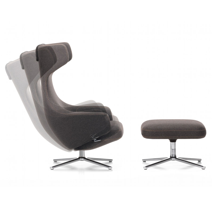 grand repos 2011 vitra grand repos chairs. Black Bedroom Furniture Sets. Home Design Ideas