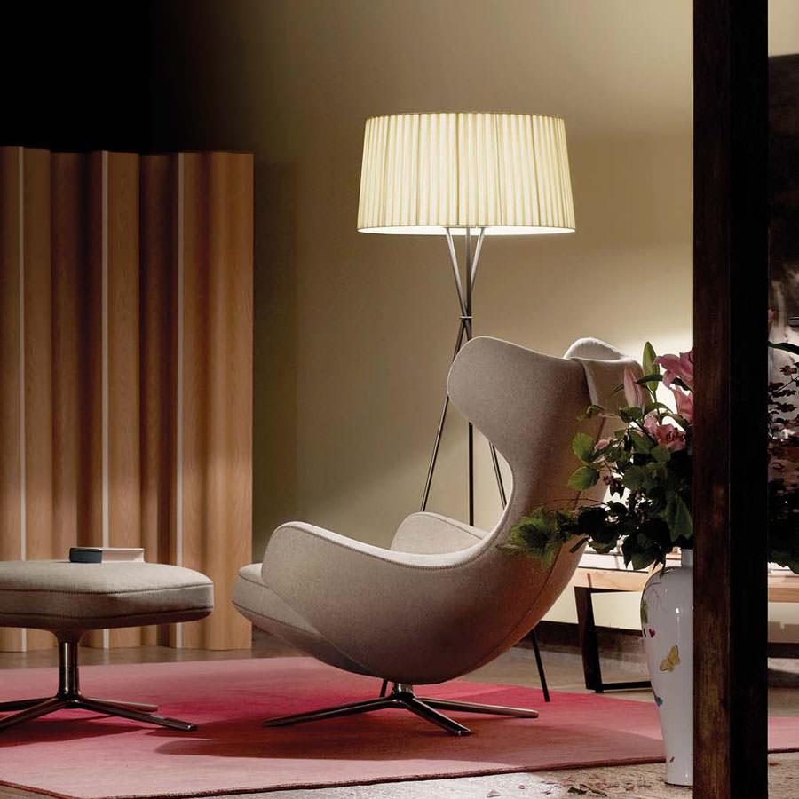 vitra lighting. Vitra Grand Repos Lounge Chair And Ottoman Lighting