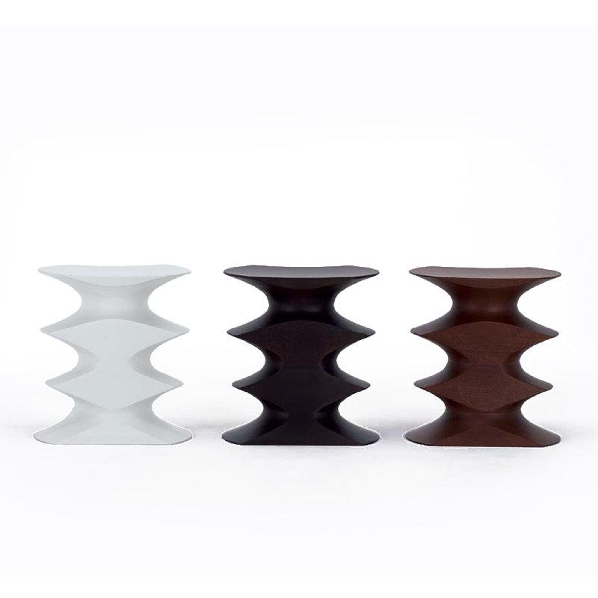 Hocker Stool by Jacques Herzog + Pierre de Meuron by Vitra