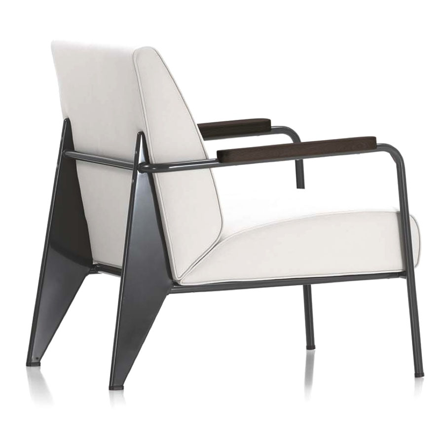 Ordinaire Vitra Fauteuil De Salon Chair By Jean Prouve