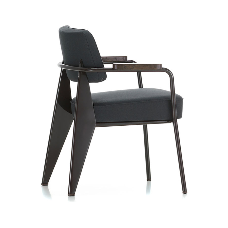Vitra Fauteuil Direction Chair By Jean Prouve