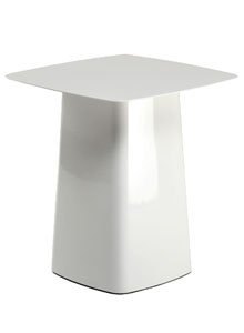 Vitra Metal Side Table.Vitra Metal Side Table Small By Bouroullec