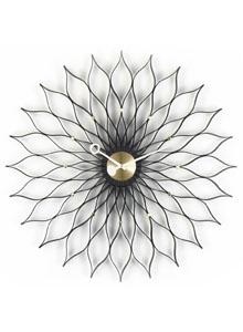 a591d26bebb5 Vitra Nelson Sunflower Wall Clock by George Nelson - Black Birch ...